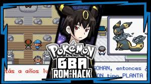 Completed Pokemon GBA ROM HACK With Mega Evolution, New Starters ...