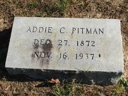 Columbia Adeline Phillips Pitman (1872-1937) - Find A Grave Memorial