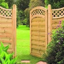 Garden Fencing Wooden Fencing Wilko Com