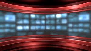 virtual studio background stock videos