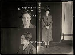 Vintage Faces Of Crime! Women's Mugshots from the 1920s – CVLT Nation