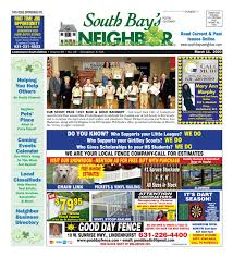 March 11 2020 Lindenhurst South By South Bay S Neighbor Newspapers Issuu