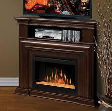 electric fireplace mantel