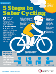 5 steps to safer cycling health feed