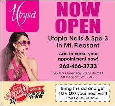 utopia nail spa 3 ad from 2020 03