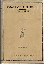 Songs of the Hills: Reed, Ida L.: Amazon.com: Books