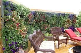 diy outdoor privacy screen ideas garden