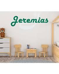 Amazing Deal On Personalized Boy S Name And Initial Wall Decal Choose Your Own Name Initial And Letter Styles Multiple Sizes Boy S Nursery Personalized Custom Name Wall Decals Boy S Nursery Wall Decor