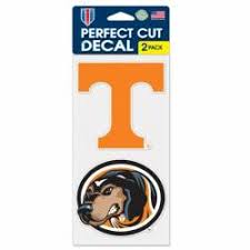 University Of Tennessee Stickers Decals Bumper Stickers