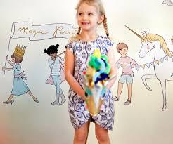Pop Lolli 23 Piece Sarah Jane Magic Parade Wall Decal Set Wayfair
