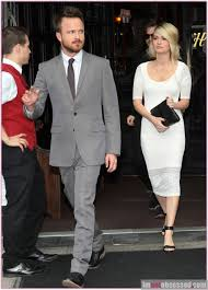 Aaron Paul Lauren Parsekian Wedding Photo Shared By Agnesse19   Fans Share  Images