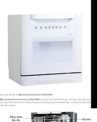 Máy rửa chén bát 8 Bộ Electrolux ESF6010BW nhập khẩu chính hãng, máy rửa  chén, máy rửa chén bát, máy rửa bát, máy rửa bát giá rẻ, may rua bat, may  rua