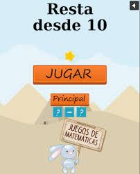 JUEGO DE CÁLCULO MENTAL