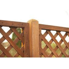 Wickes Ultimo Domed Top Timber Fence Post 70 X 70mm X 2 4m