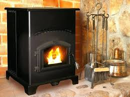 freestanding natural gas fireplace
