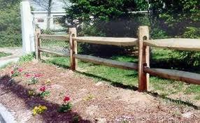 Fence For Front Yard Tuin Voor Het Huis