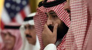 نتيجة بحث الصور عن ولي العهد السعودي يبكي