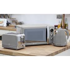800w countertop microwave with toaster
