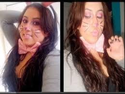 cute bunny makeup you