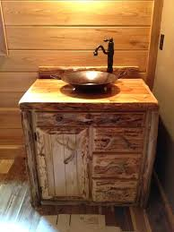 wooden bathroom sinks reddogjarrah biz