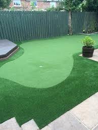 golf surrounds artificial grass putting