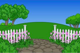 Fence Clipart Garden Landscape Fence Garden Landscape Transparent Free For Download On Webstockreview 2020