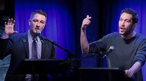 Reason covers Soho Forum debate between LNC chair Nicholas Sarwark and  comedian Dave Smith | Libertarian Party