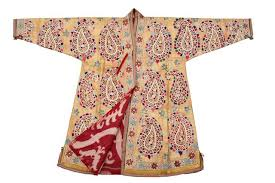 Khalat, Uzbekistan, 19th c., 150 x 205 cm. © Collection Myrna et Samuel  Myers | Sew your own clothes, Art clothes, Embroidered silk