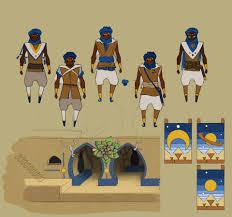 ArtStation - Desert character and theme ...