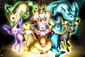 eeveelutions wallpaper on hipwallpaper