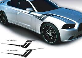Dodge Charger Z Hash Decal Sticker Complete Graphics Kit Fits To Models 2011 2014