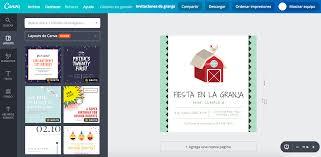 Crea Invitaciones De Granja Online Gratis Canva