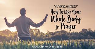 Sit, Stand, or Kneel? What is the Right Position for Prayer ...