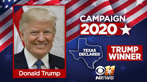 CBS News Calls Texas For President Donald Trump – CBS Dallas / Fort Worth