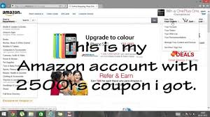 get amazon india gift card for free
