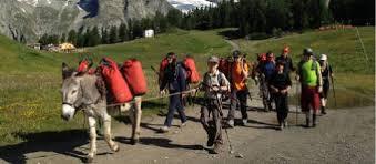 mont blanc hiking tours mont blanc