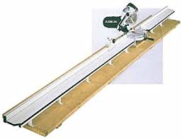 Biesemeyer 79 806 6 Foot Miter Table System For 12 Inch 10 Inch 8 1 2 Inch Slide Saw 10 Inch Table Width Miter Saw Fence System Amazon Com