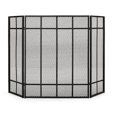 Picket Fence Fireplace Screen Wayfair