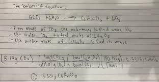stoichiometry chemistry