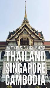 southeast asia itinerary 12 days in