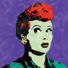 I Love Lucy Wall Art Lucystore Com