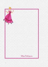 Invitacion De Boda Disney Princesa Cumpleanos Papel Princesa