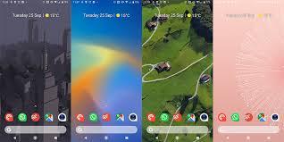 pixel 3 live wallpapers