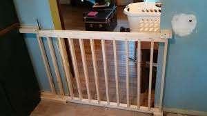 Dog Gate Diy Baby Gate Diy Dog Gate Dog House Diy