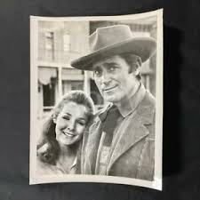 1971 Clint Walker Yuma Kathryn Hayes todavía Foto Original Tv A129 | eBay