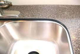 laminate countertop undermount sink
