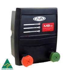 Jva Mb4 5 Mains Battery Electric Fence Energizer 4 5j 45km Jva Store