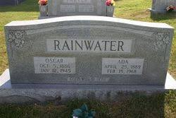 Ada Cooper Rainwater (1889-1968) - Find A Grave Memorial