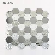 china hexagon bathroom wall backsplash