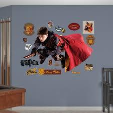 Fathead Harry Potter Quidditch Seeker Peel And Stick Wall Decal Wayfair